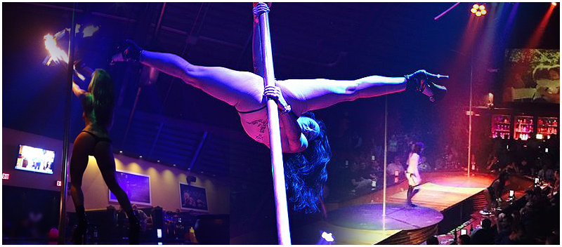 Creekside Cabaret in Montgomery County is always looking for entertainers, pole dancers, bartenders, servers and security.